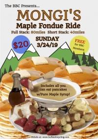 Mongi's Maple Fondue Ride @ Ploetz's Maple Farm